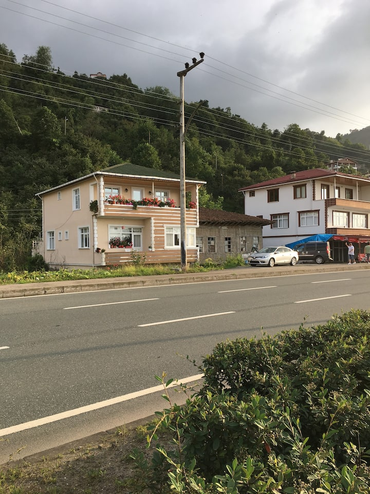 köy evi (modern köy evi)