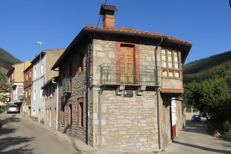 Casa rural en la montaña leonesa de cuatro valles - Huergas de Gordón - Ev