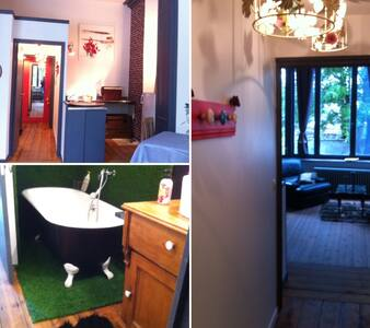 Très grand studio 40 m2 calme et lumineux - Apartment