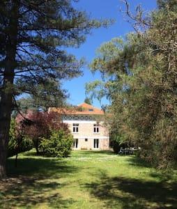 Appart dans propriété des années 30 - Sury-le-Comtal - Дом