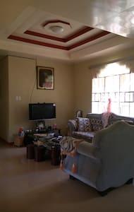 Quiet Spacious House - Cebu City