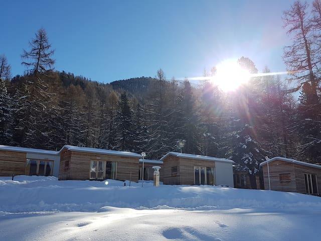 Camping Gravatscha Samedan