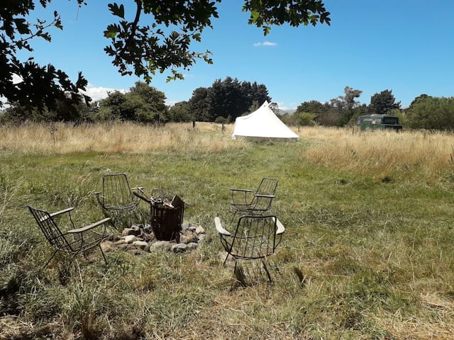 Camp Kume bell tent