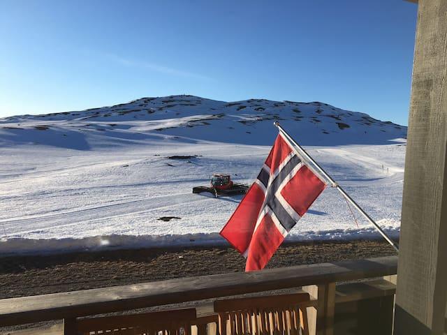Bergsjø høyfjellsleiligheter