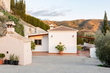 Rustic Holiday Home in Almuñecar with Private Swimming Pool