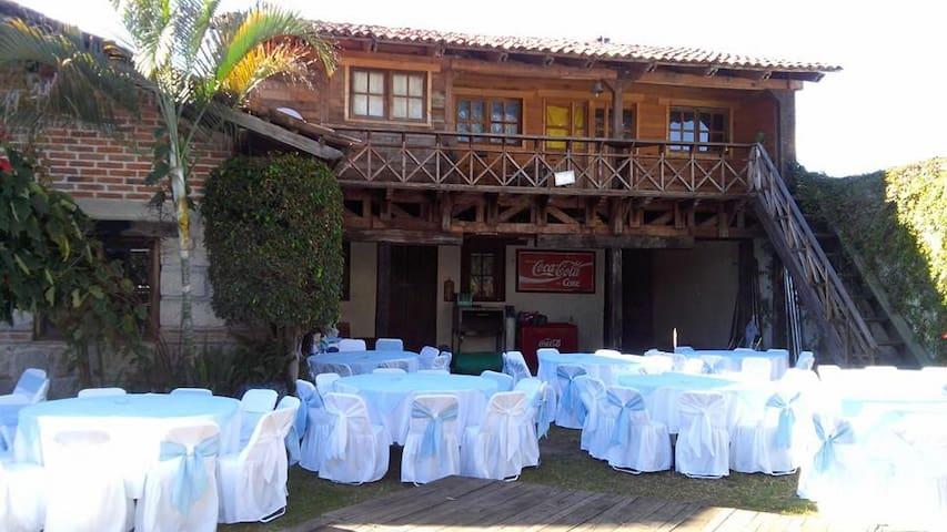 CABAÑA PARA 2 PERSONAS - Zapopan - Casa de campo