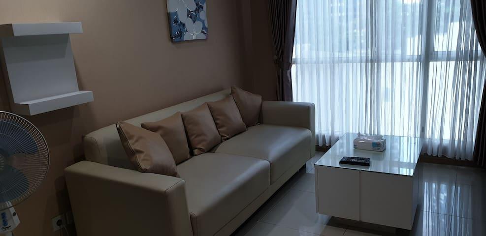 Angga's  comfort Place @Kotacsblnca,WIFI,Washer