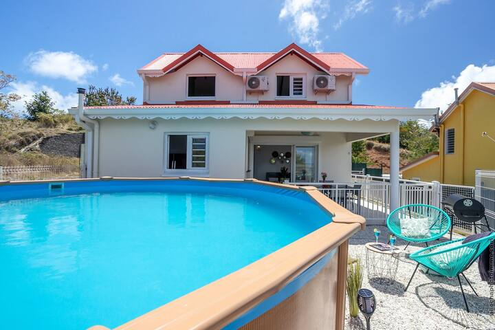 Villa Martinique Tartane SSL