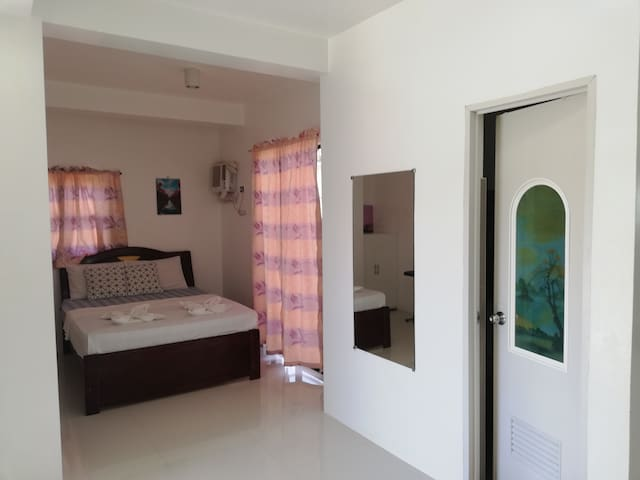 Private appartment near the kite surf beach