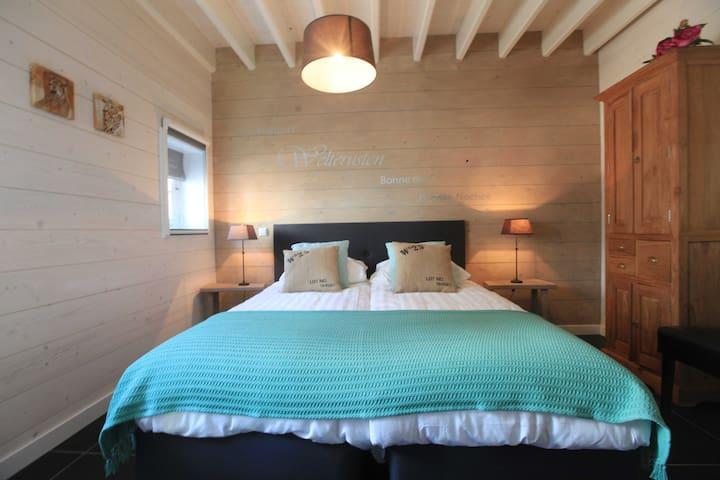 Mooi landelijkingericht appartementDe Hoekse Molen - IJsselstein - Apartamento