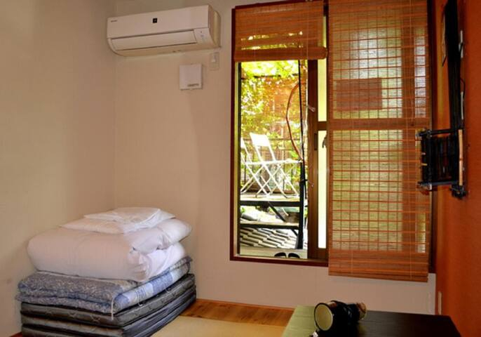 Kyoto Gion Kiraku Inn Japanese-Style Single Room