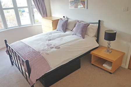 Large room ideal for walkers, short or long breaks