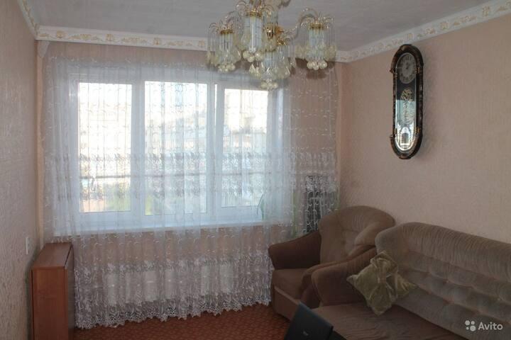 Просторная комната в экологически чистом районе.. - Naberezhnye Chelny