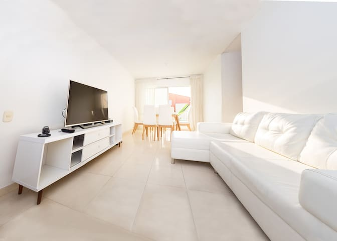 Cartagena WhitePearl_Full apartment for 9 persons