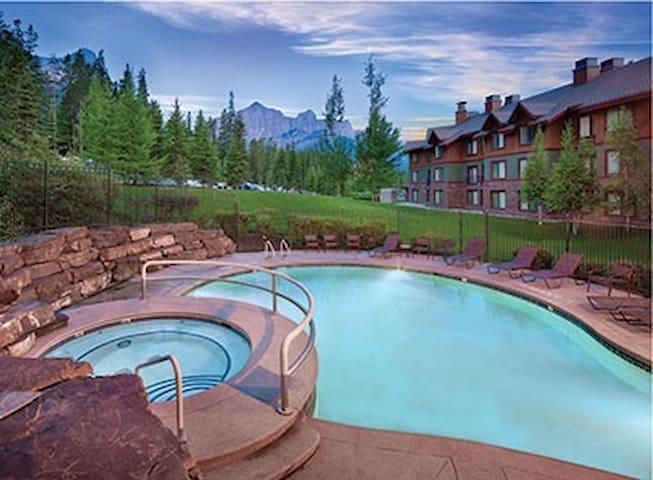 Close to Banff! One-Bedroom Condo at WorldMark