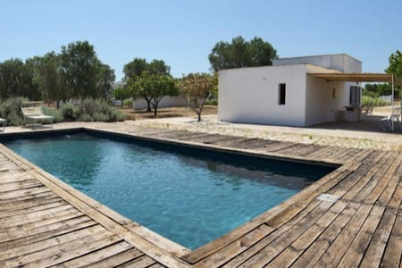 122 Country House with Pool - Carovigno - Casa