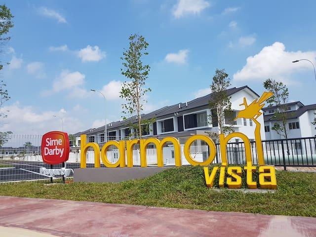 Elaina Vista Homestay, Bandar Universiti Pagoh