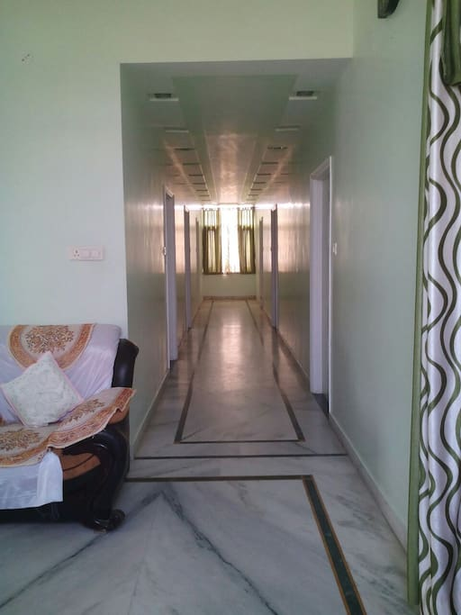Corridor of JANKI CHANDRA