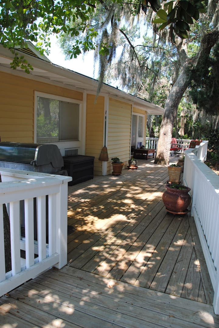 Quiet, relaxing condo on St. Simons Island