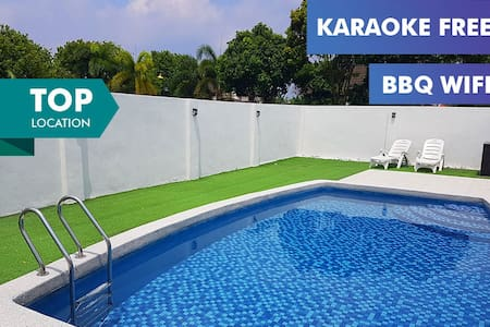 20%Off☆A'Famosa.Luxury.WiFi.Pool.BBQ.Karaoke