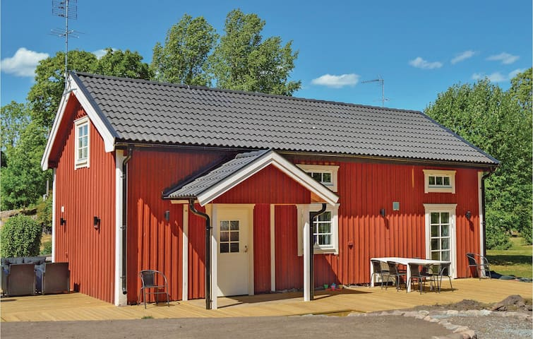 Holiday cottage with 3 bedrooms on 100m² in Herräng