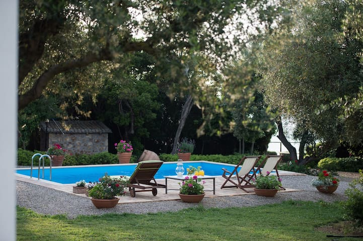 Villa Feia with private swimmingpool - Korakochori - Casa