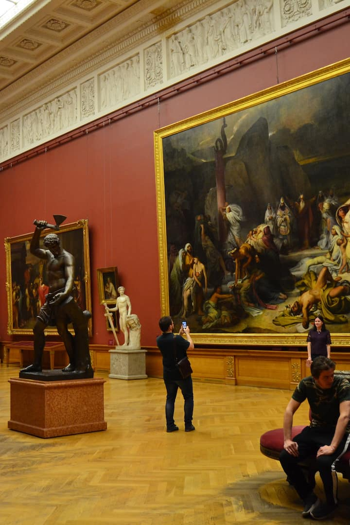 Russian academic art