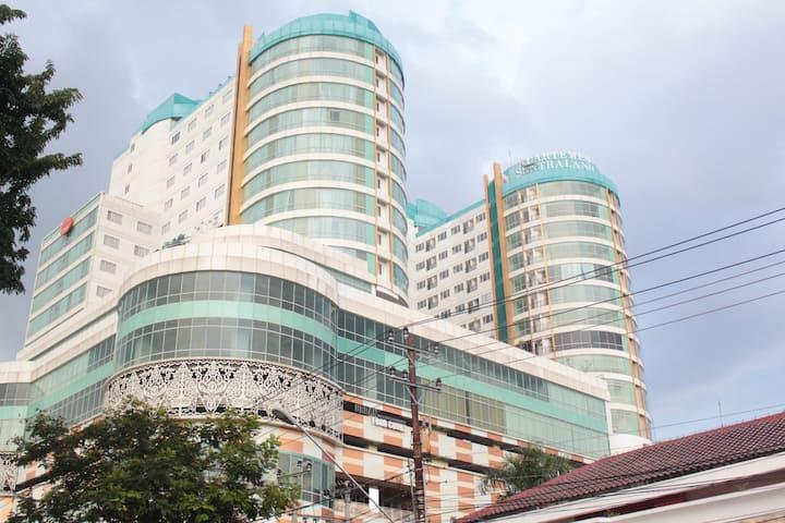 Apartement Sentraland Semarang lt.15