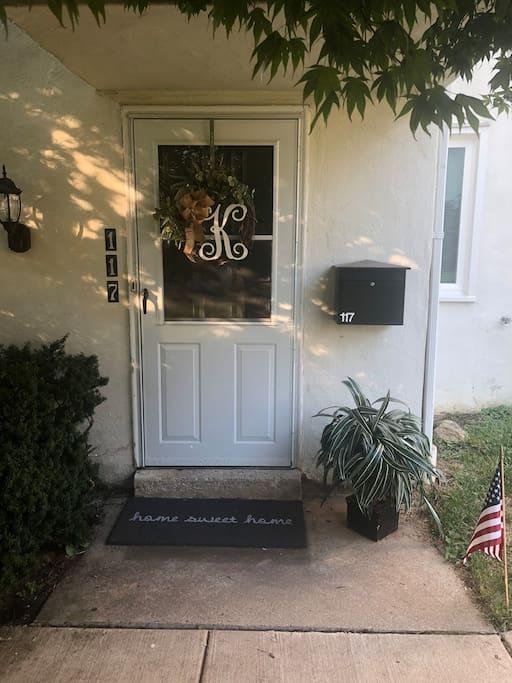 Front door :)