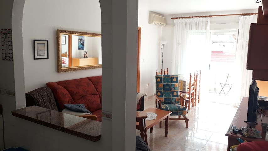 Cozy apartment in the heart of Torrevieja