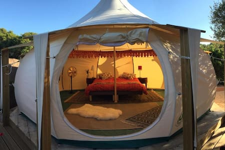 Glamping Holiday Algarve - Luz