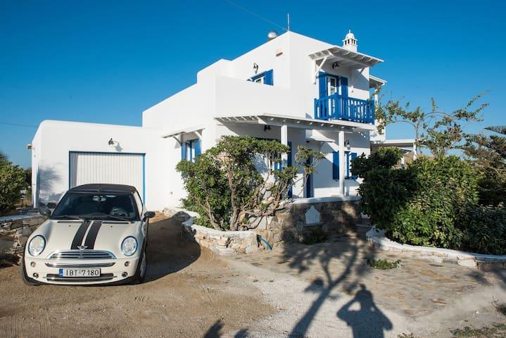 Mykonian 1 villa - Ano Mera - Leilighet