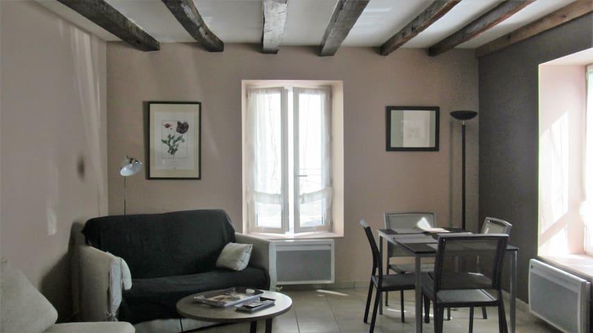 Jolie petite maison avec jardin - Bourges