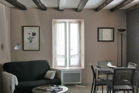 Jolie petite maison avec jardin - 布尔日 - 独立屋