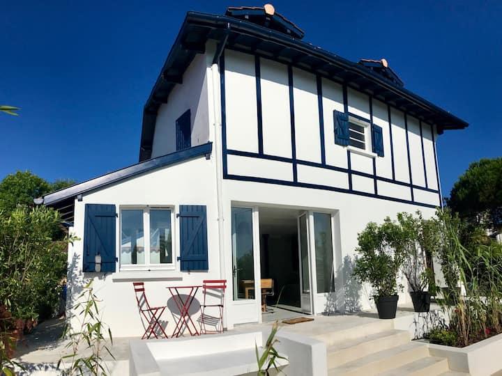 Sublime maison en plein coeur de Guethary