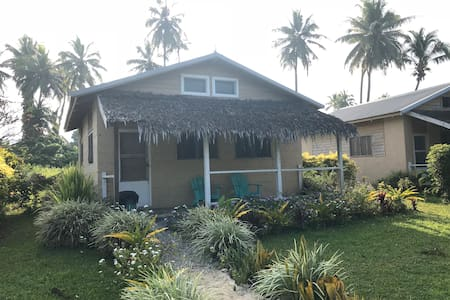 Apera Beach Front Bungalows - Pacific Paradise