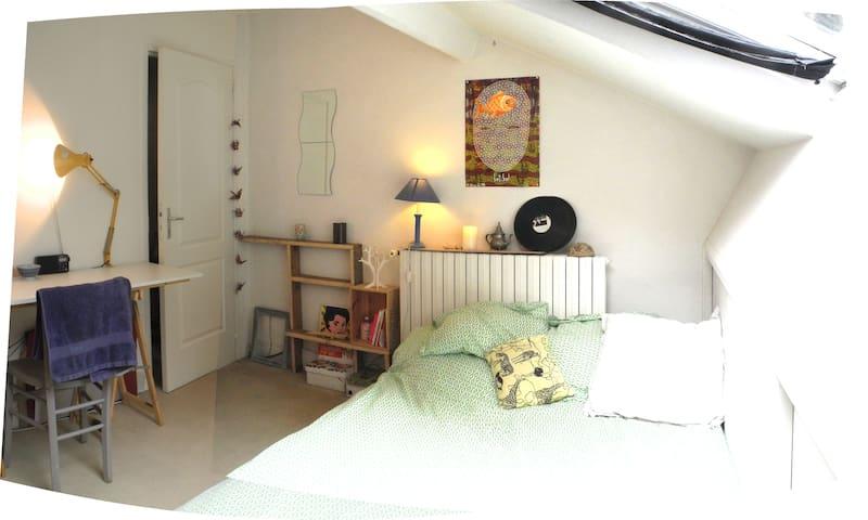 Chambre cosy dans la Massonnette! - パリ - 一軒家
