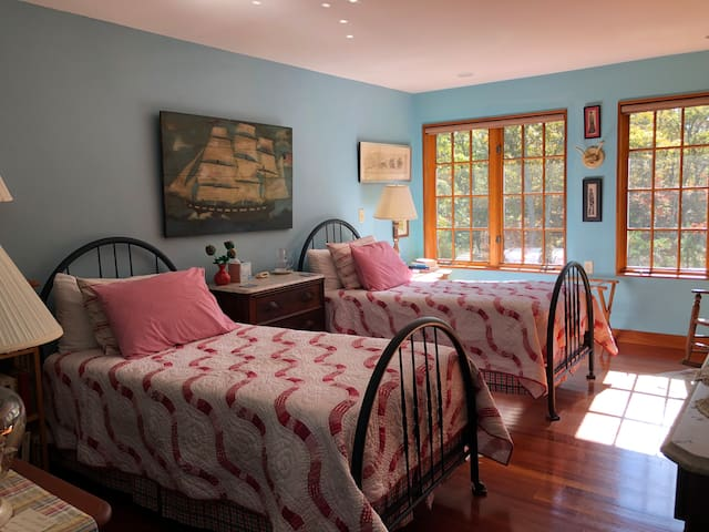 Spacious Bedrooms, Distinctive Home