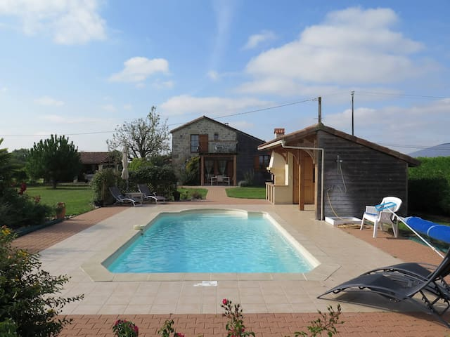 Holiday home in Madaillan