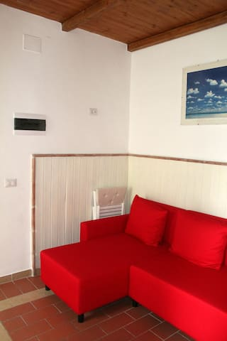 MINI-APARTMENT  NEARBY THE SEA, LAKE AND SPA - Canino - Huoneisto