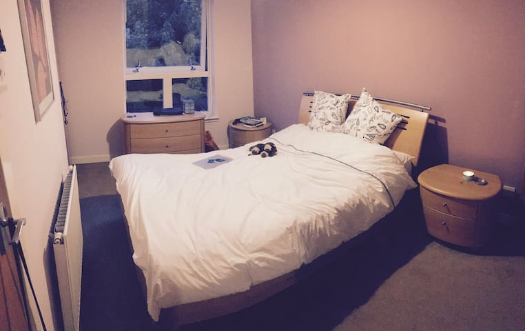 Private room close to trains/bus! - Glasgow - House
