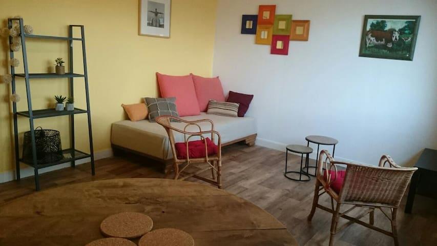 Joli Appartement F2 au cœur de Vire