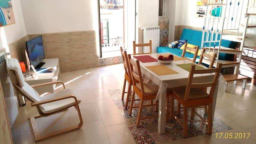 Casa Adriana in via Spinuzza