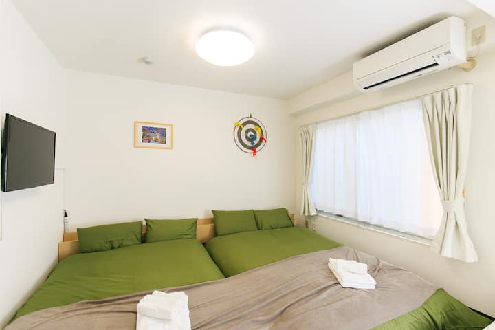 Up to 5 people☆ Near Nagoya Station (20B)