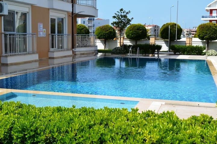 Apartment with pool and air-con near golf course - Belek - Wohnung