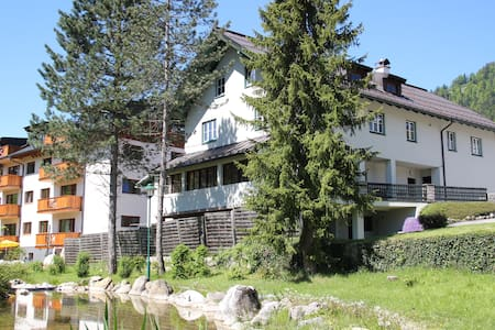 Apartment Starkenbach - relaxing & cozy