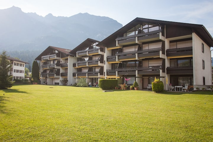 3-Zimmer Apartment Alpenglühen mit Bergblick