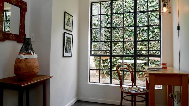 The Greenhouse garden studio