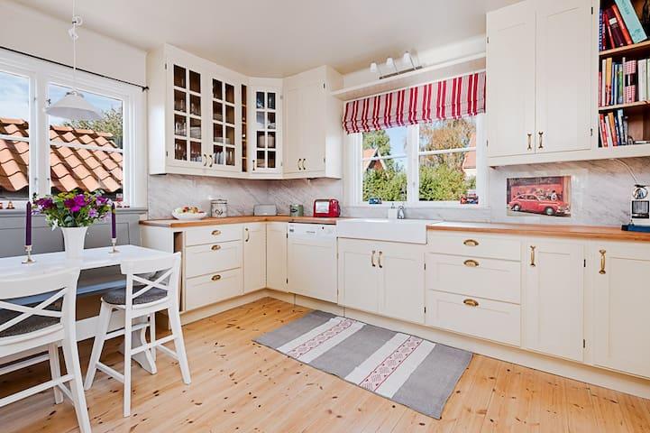 Charming, recently renovated house - Estocolmo - Villa