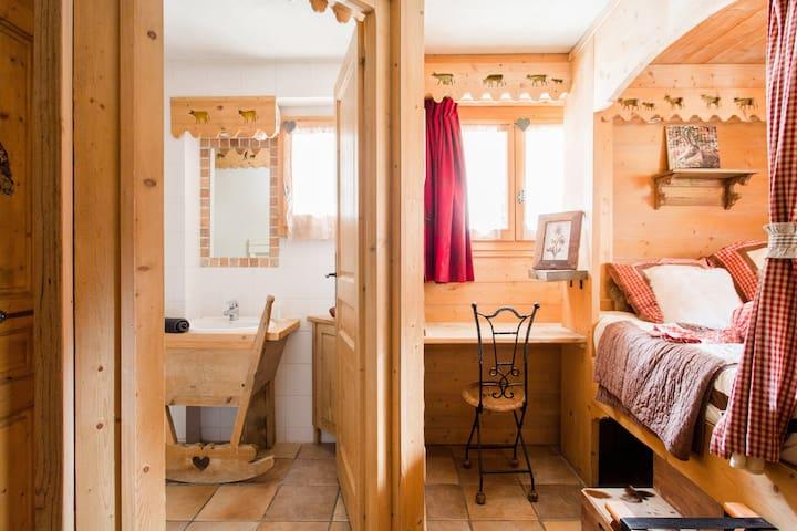 Perce-Neige room - Sauna & Hottub